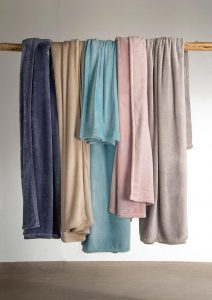 Volpes new winter collection includes blankets and quilts