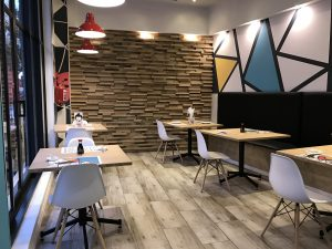 Sushi Burrito & Co. is situated in the heart of Melrose Arch