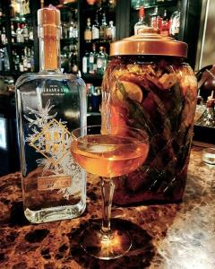 Sin + Tax bar in Rosebank offers weird and wonderful cocktails